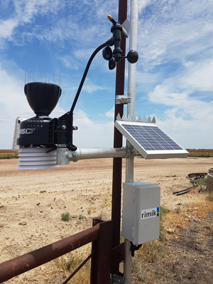 Rimik Weather Station